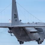 DM EC-130 departing